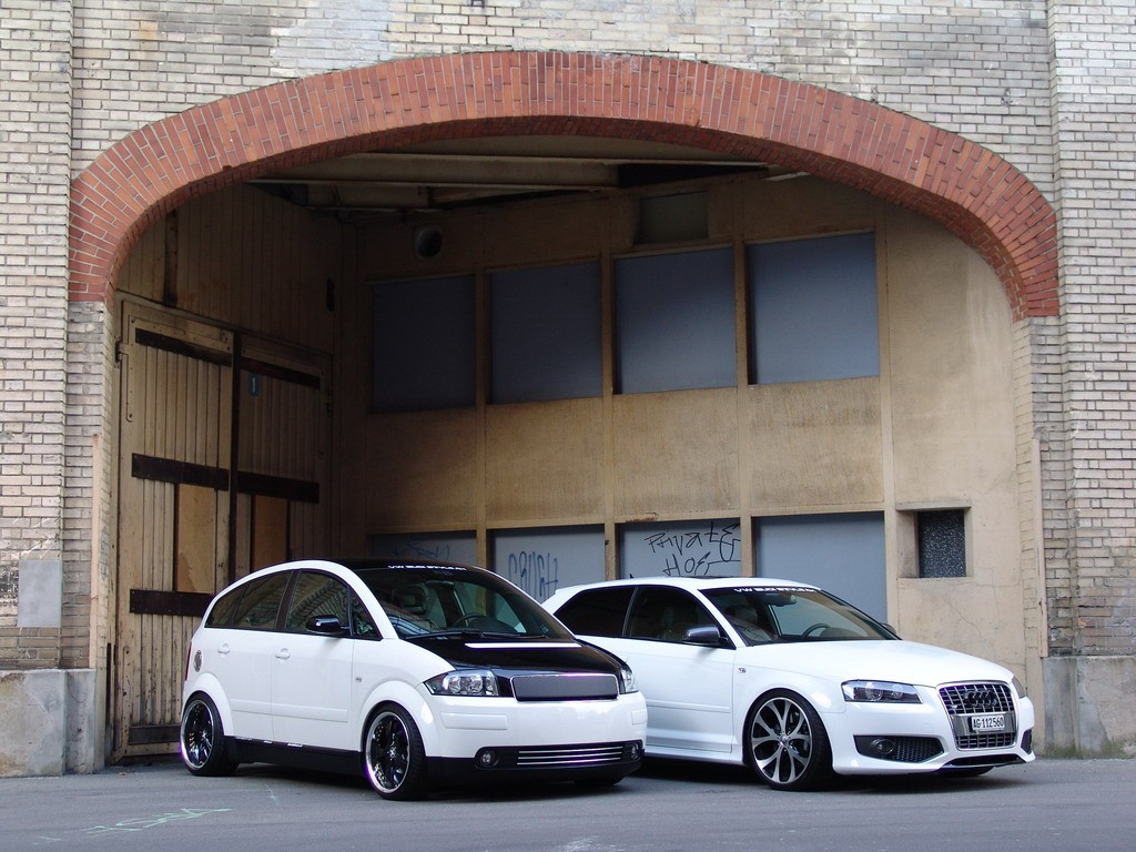 Cars Wallpapers Audi a2