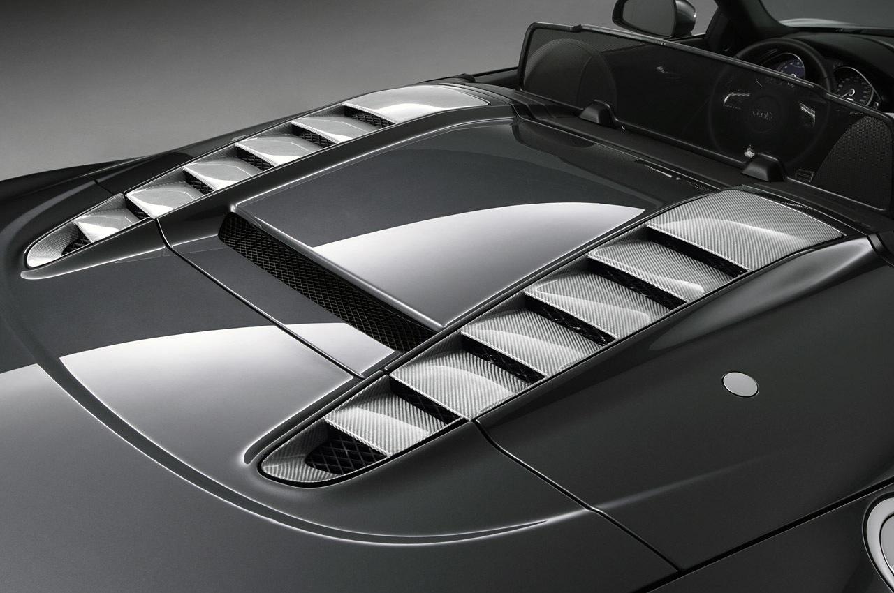 Audi r8 spyder wallpapers