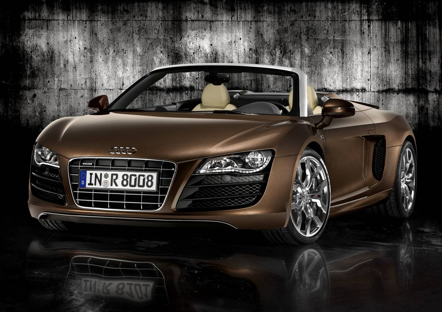 Cars Wallpapers Audi R8 Spyder