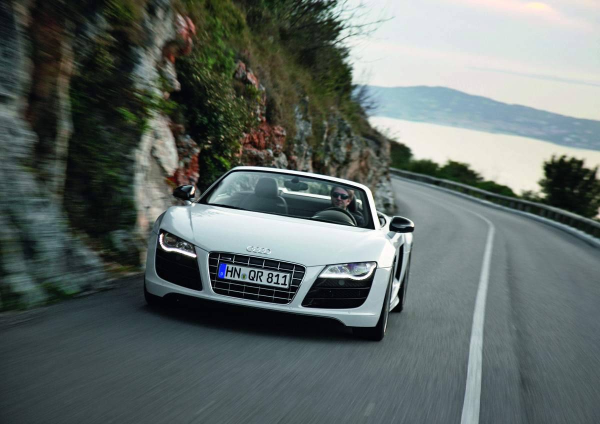 cars wallpapers audi r8 spyder | picgifs