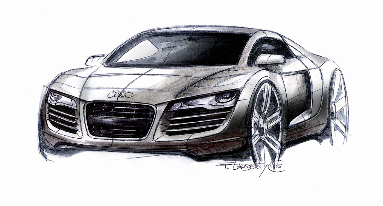 Wallpaper audi r8 animaatjes 76 Wallpaper