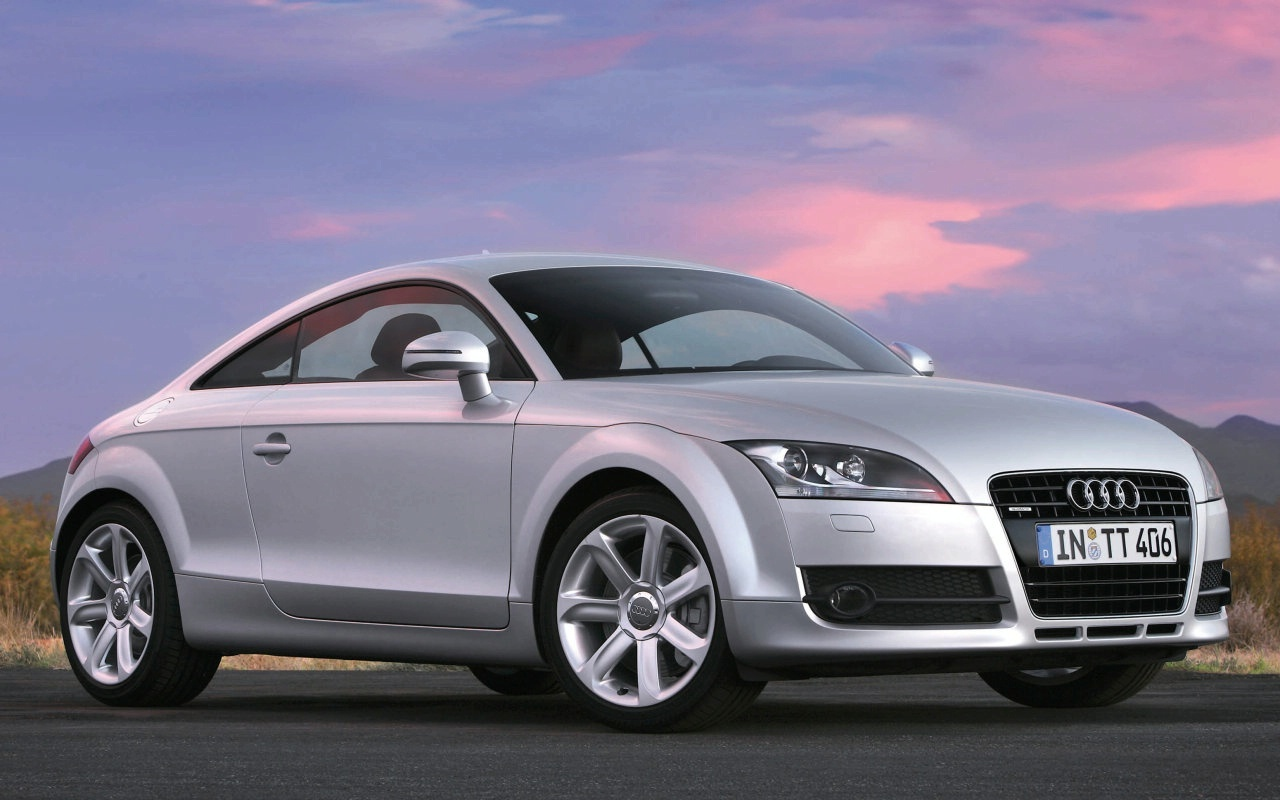 photo of Caitlin Fitzgerald Audi TT Coupe - car