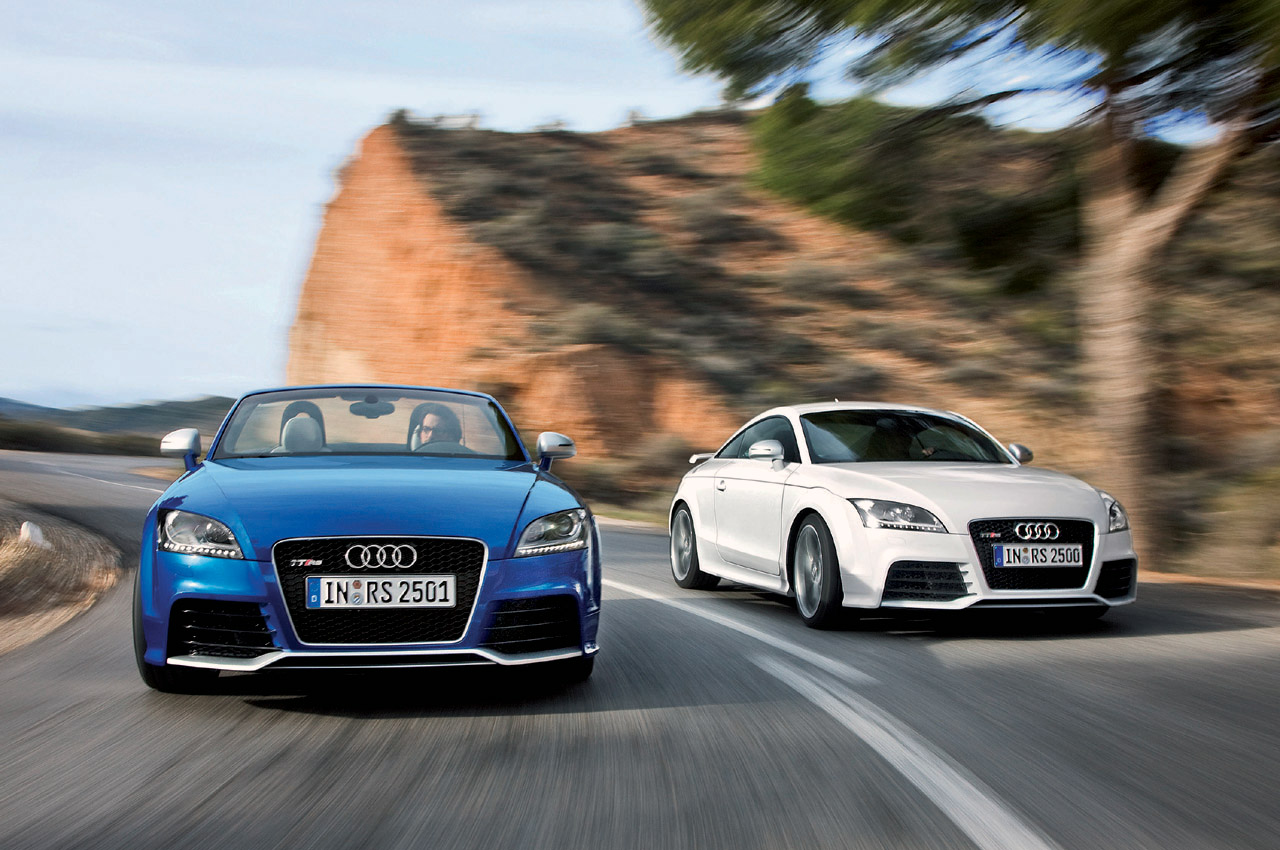 Audi tt wallpapers