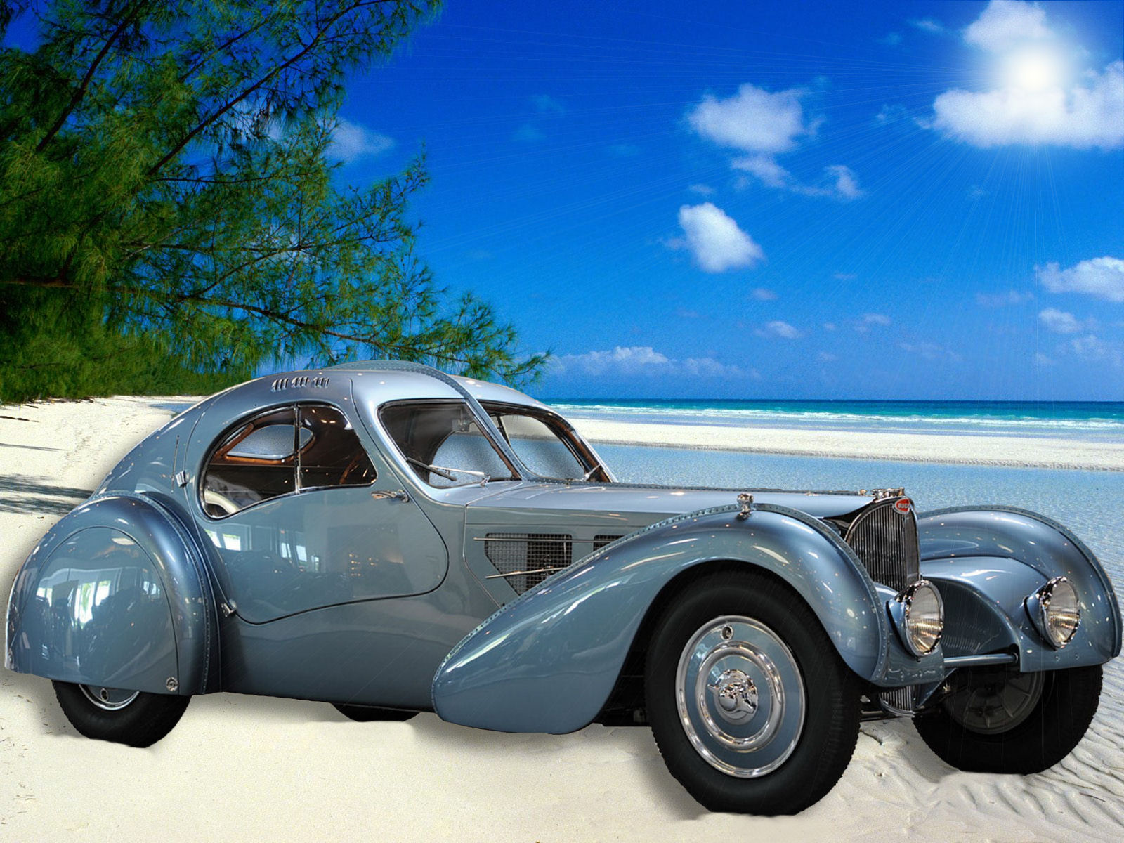 Cars Wallpapers Bugatti 57sc atlantic 1936