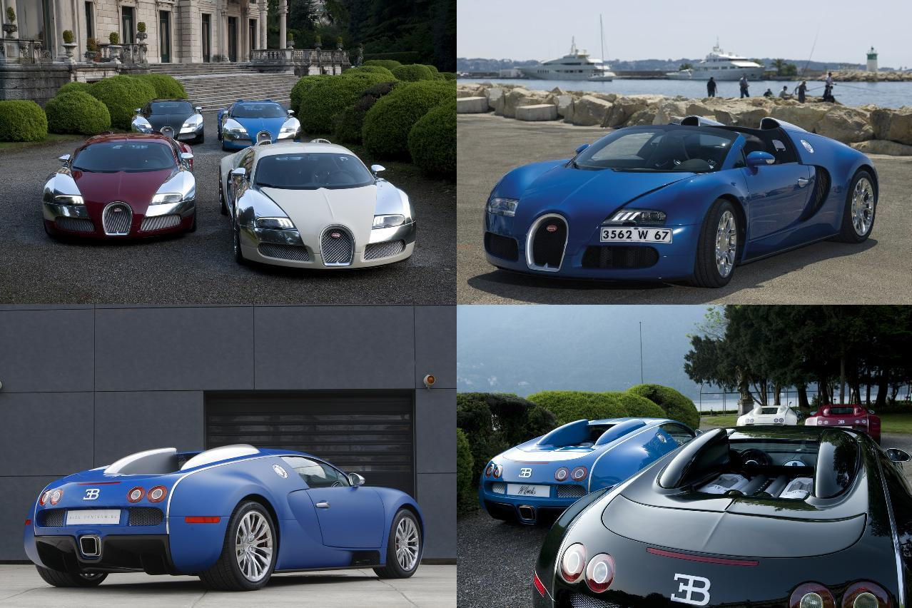 Bugatti veyron wallpapers