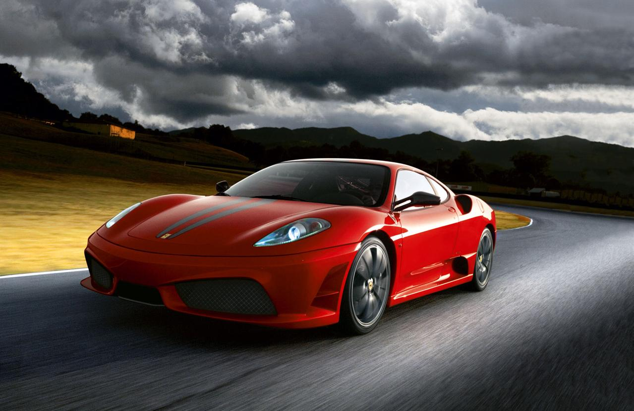 Cars Wallpapers Ferrari f430