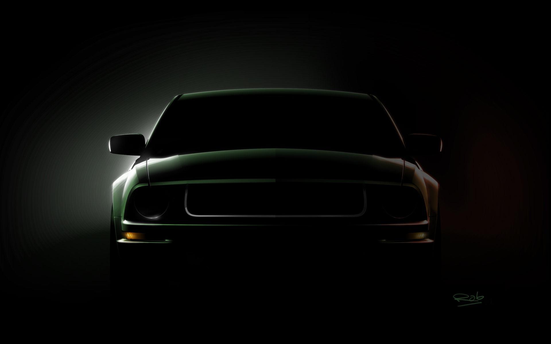 Mustang emblem wallpaper - photo#21