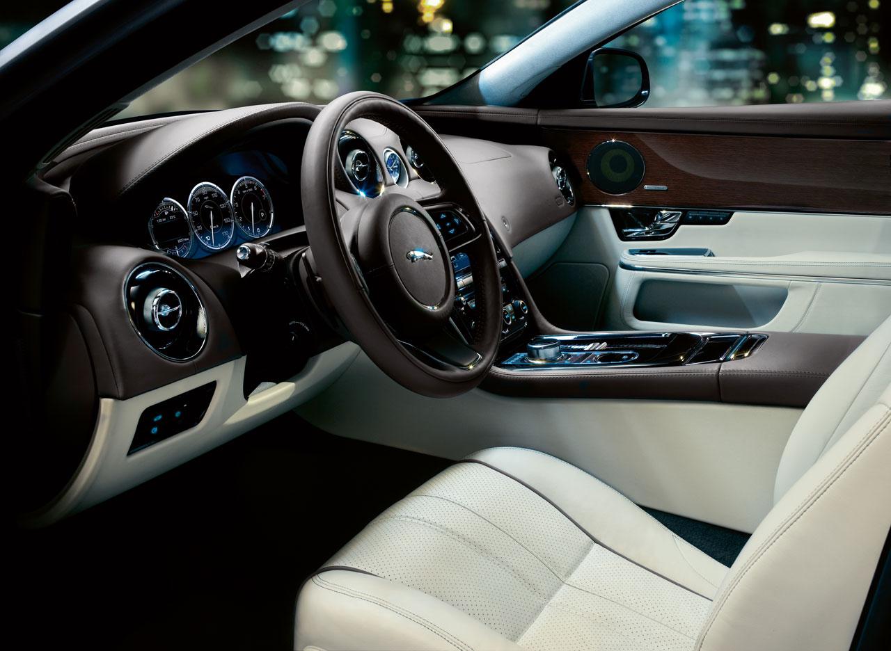 Great Cars Wallpapers Jaguar Xj