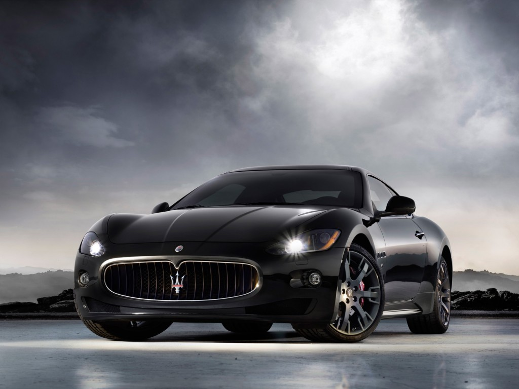 maserati gran turismo wallpapers. Black Bedroom Furniture Sets. Home Design Ideas