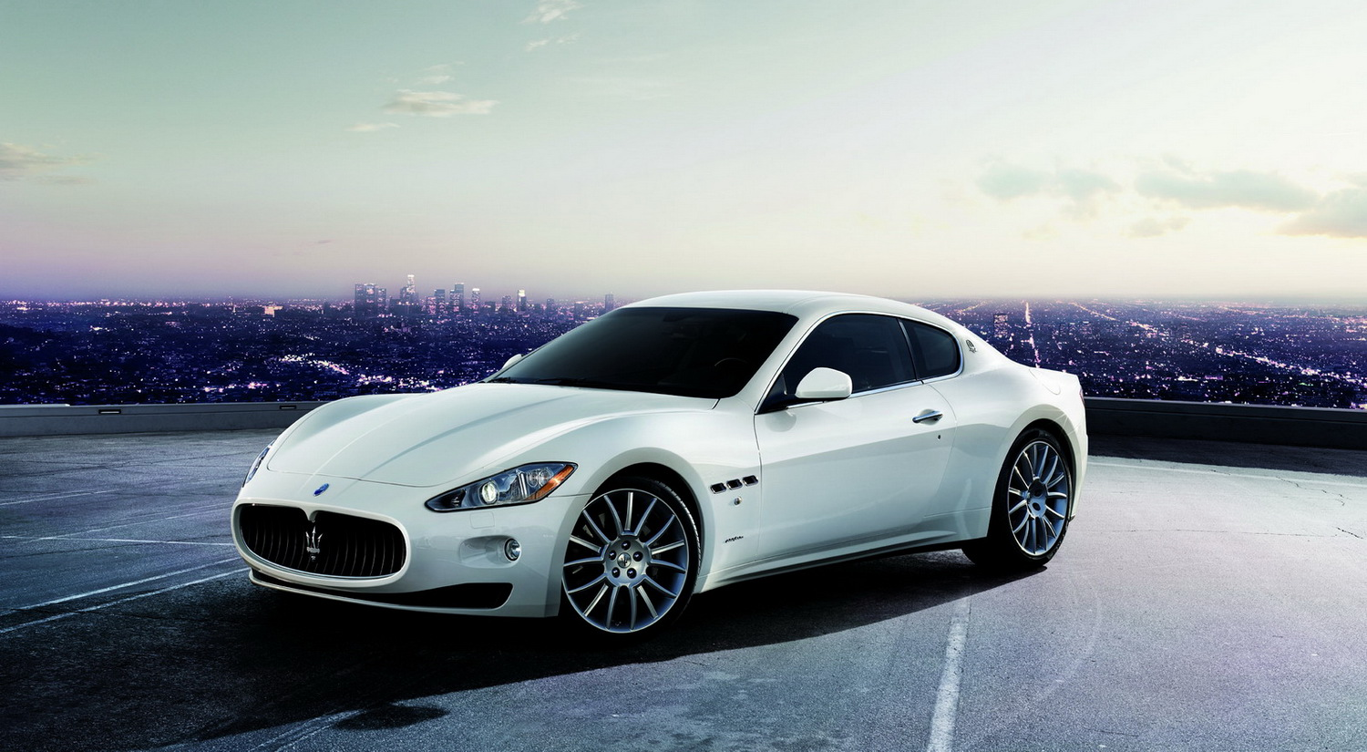 Cars Wallpapers Maserati gran turismo