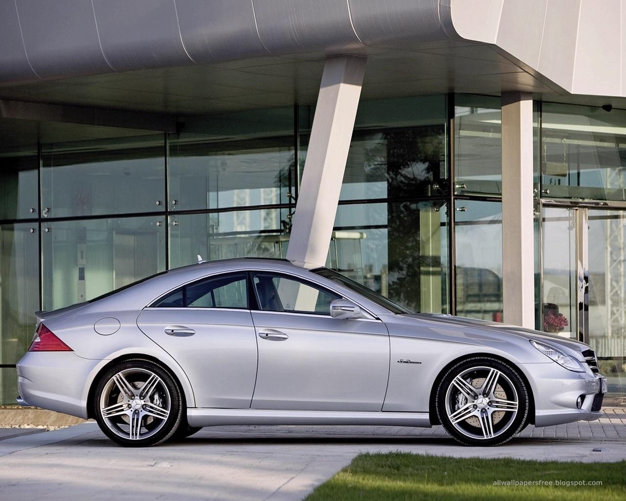 Mercedes benz wallpapers