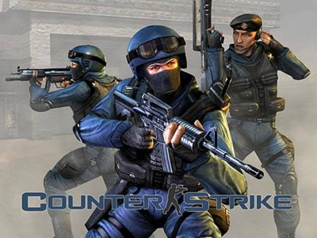 Counter Strike Logo Wallpaper Counter Strike Wallpapers