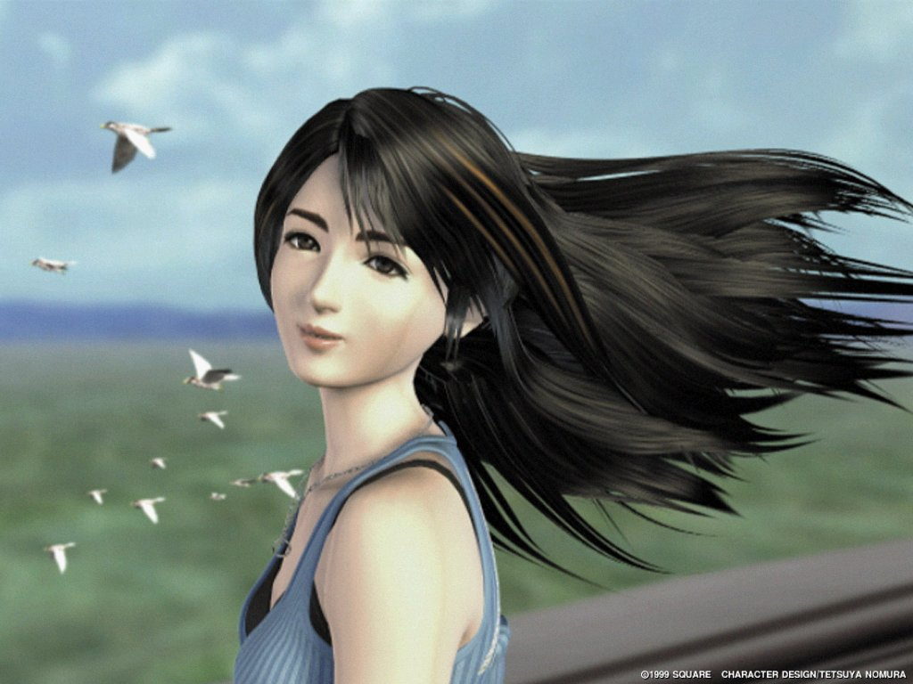Final fantasy 8 wallpapers