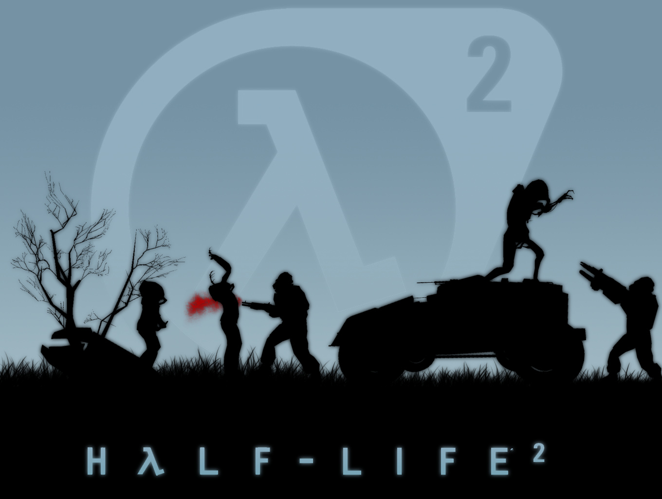 Games Wallpapers Half life