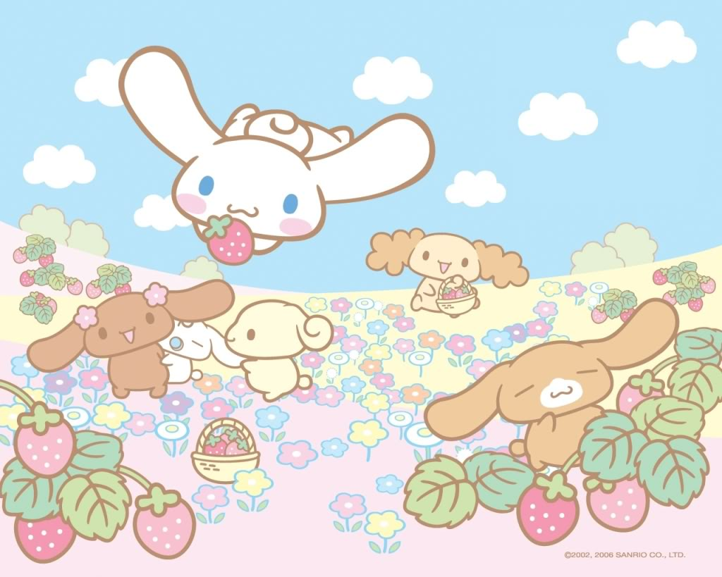 Cinnamoroll Coloring Pages - #Softland