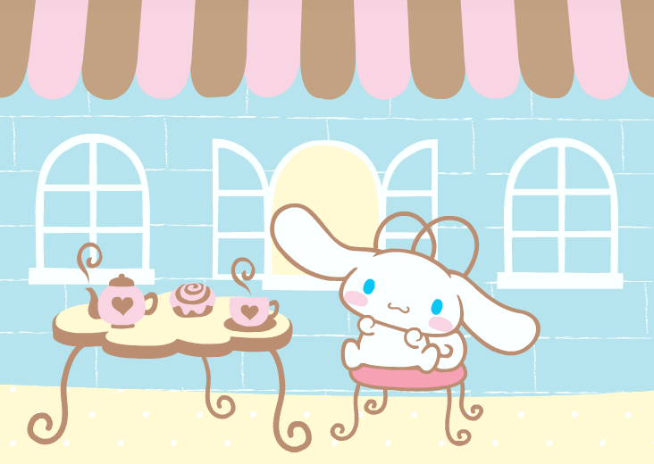 Cinnamoroll Wallpapers | PicGifs.com