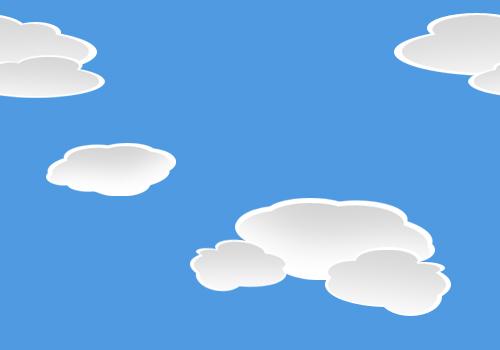 animaatjes wolken 52275 wallpaper