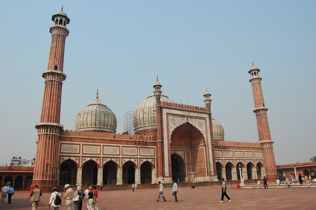 Islamic building wallpapers