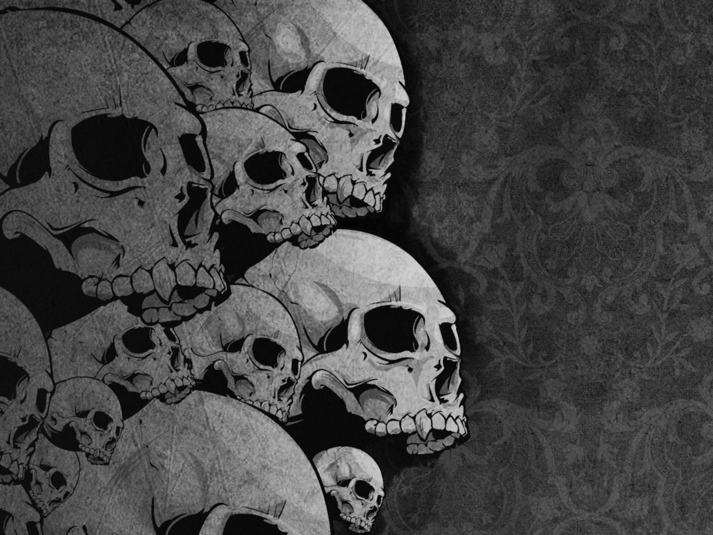 Wallpapers Skull