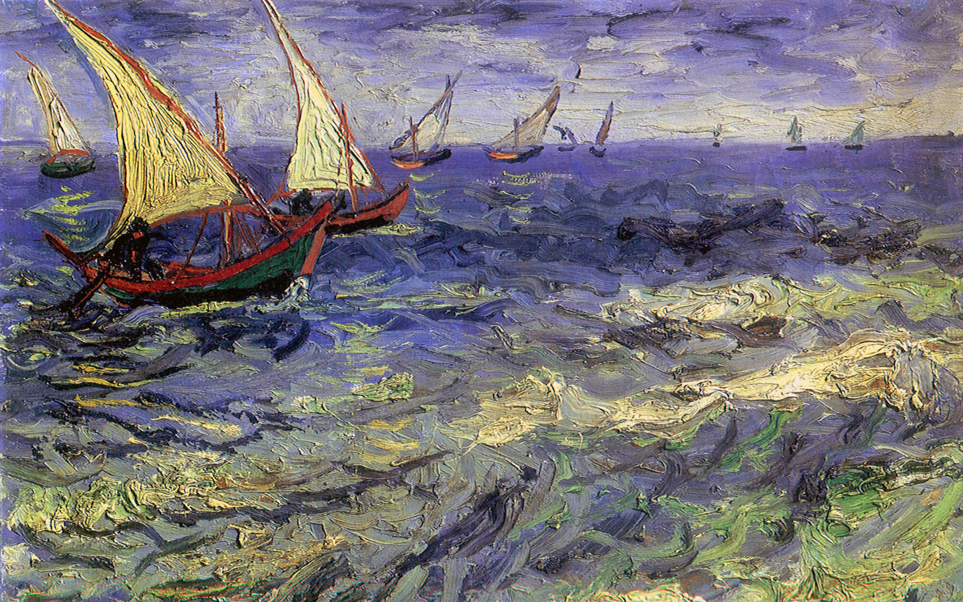 Van gogh wallpapers