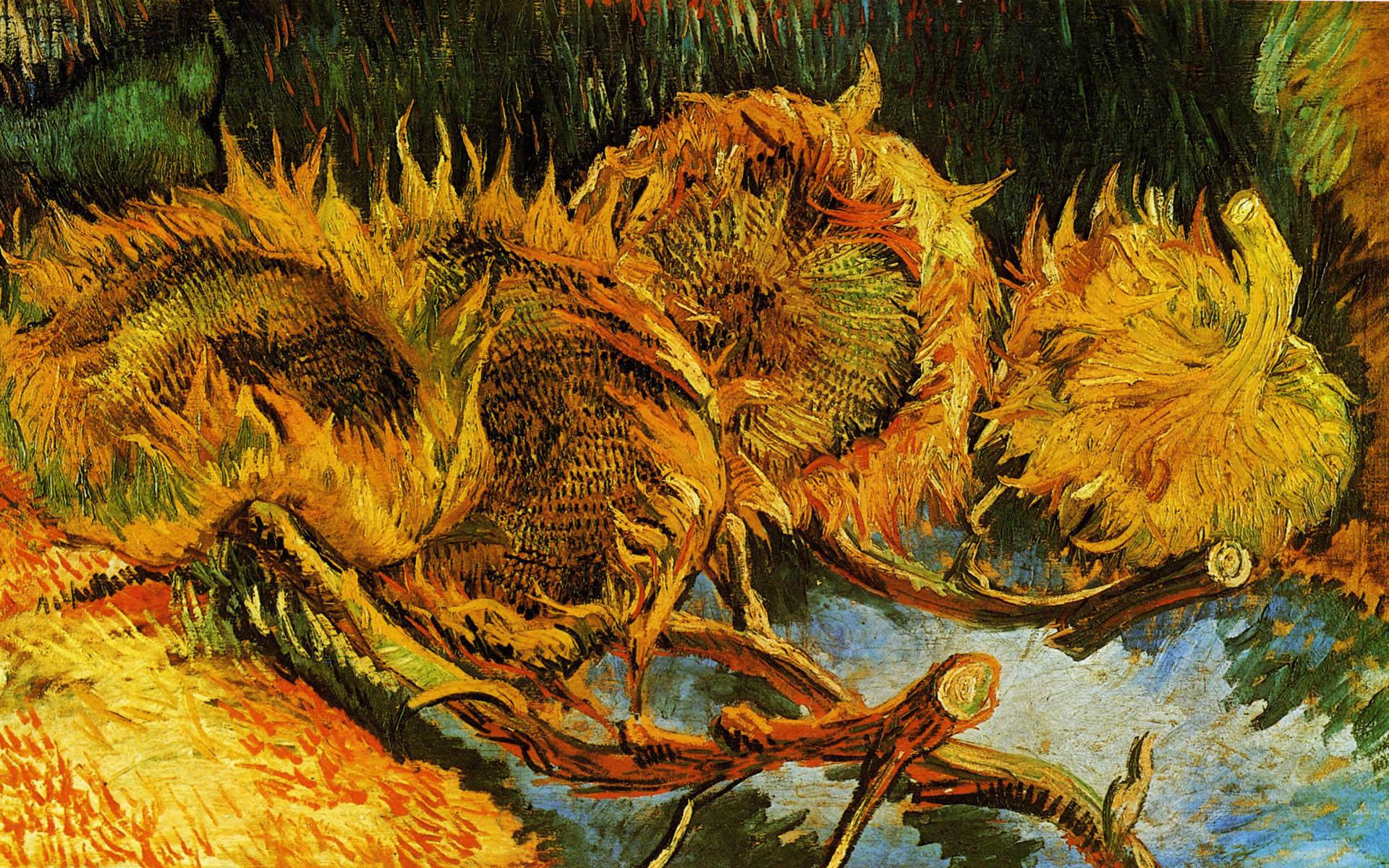 Van Gogh Wallpapers | PicGifs.com