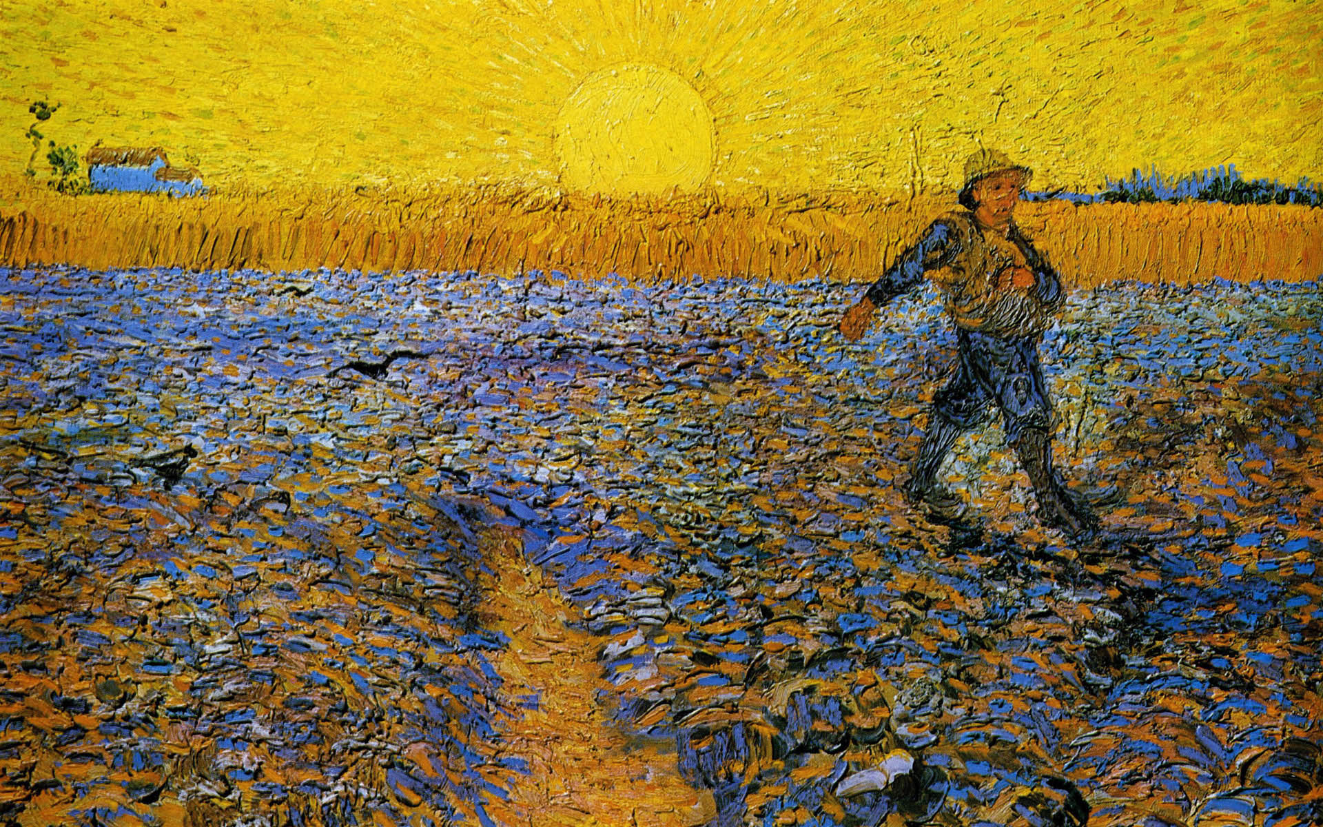 Wallpapers Van gogh