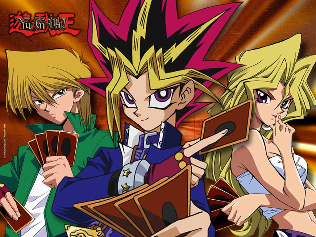 Yugioh 002 Wallpaper